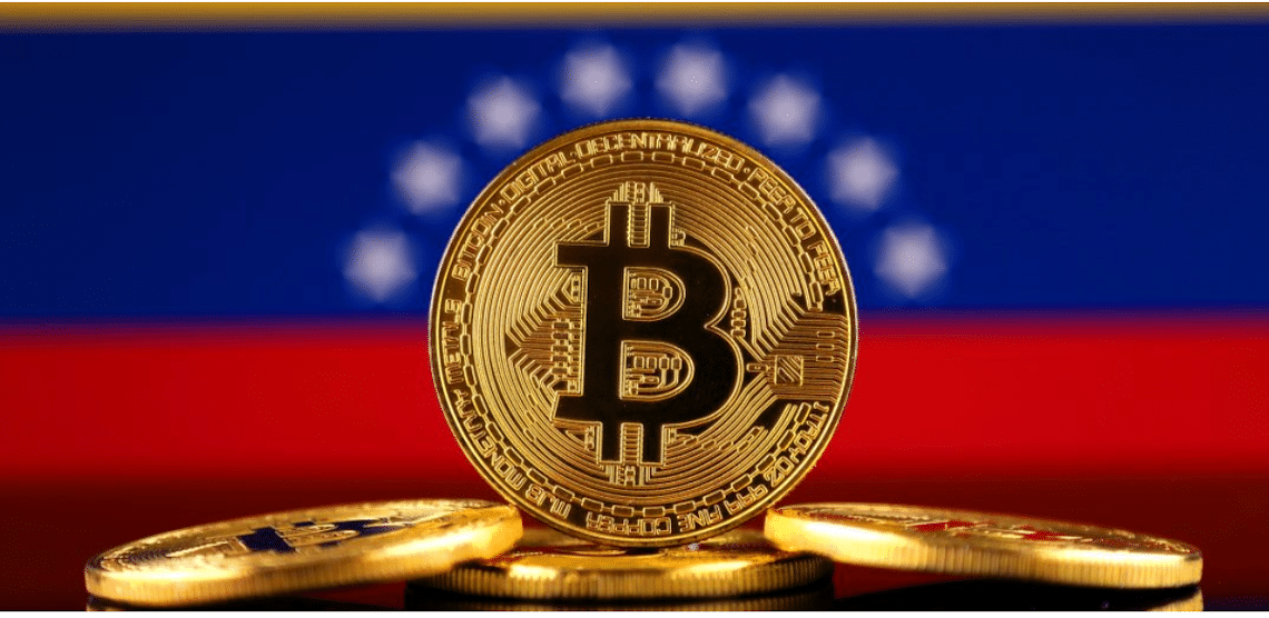 Bitcoin trading volume increases after bank shutdown in Venezuela