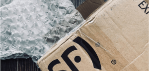 Chinese courier service deals with blockchain during pandemic