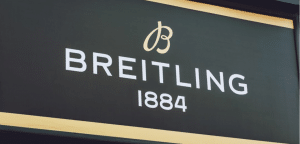 Breitling issues chronographs with blockchain a protocol