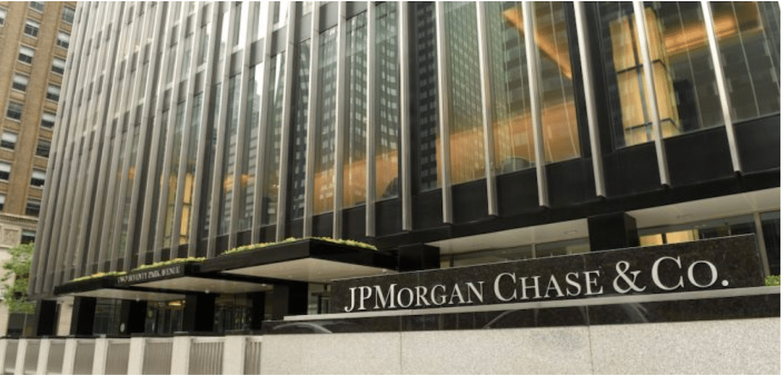 JPMorgan Chase provides banking services for US crypto exchanges