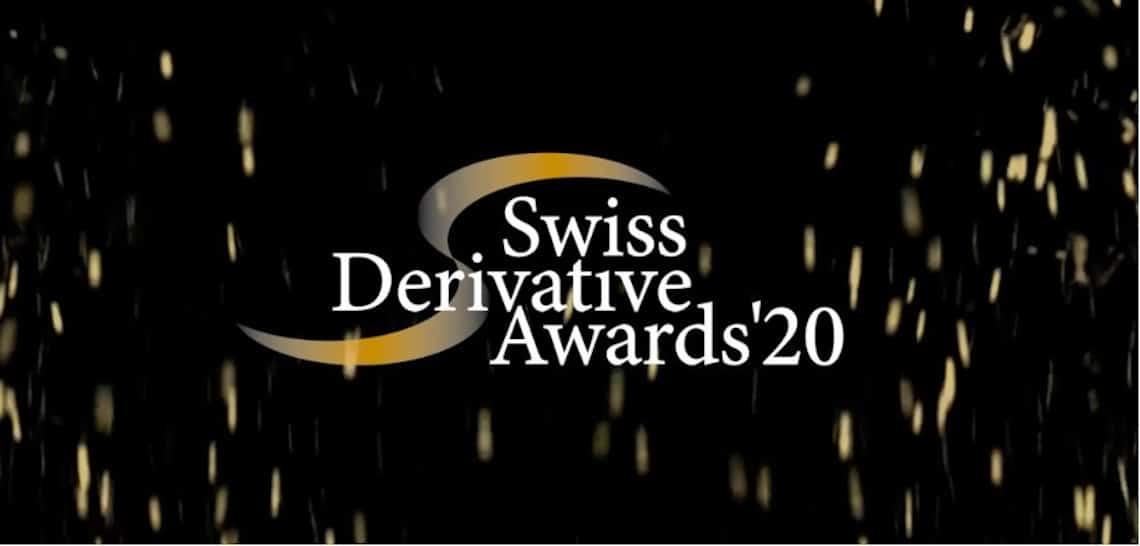 Reverse convertible on Bitcoin wins Swiss Derivative Award
