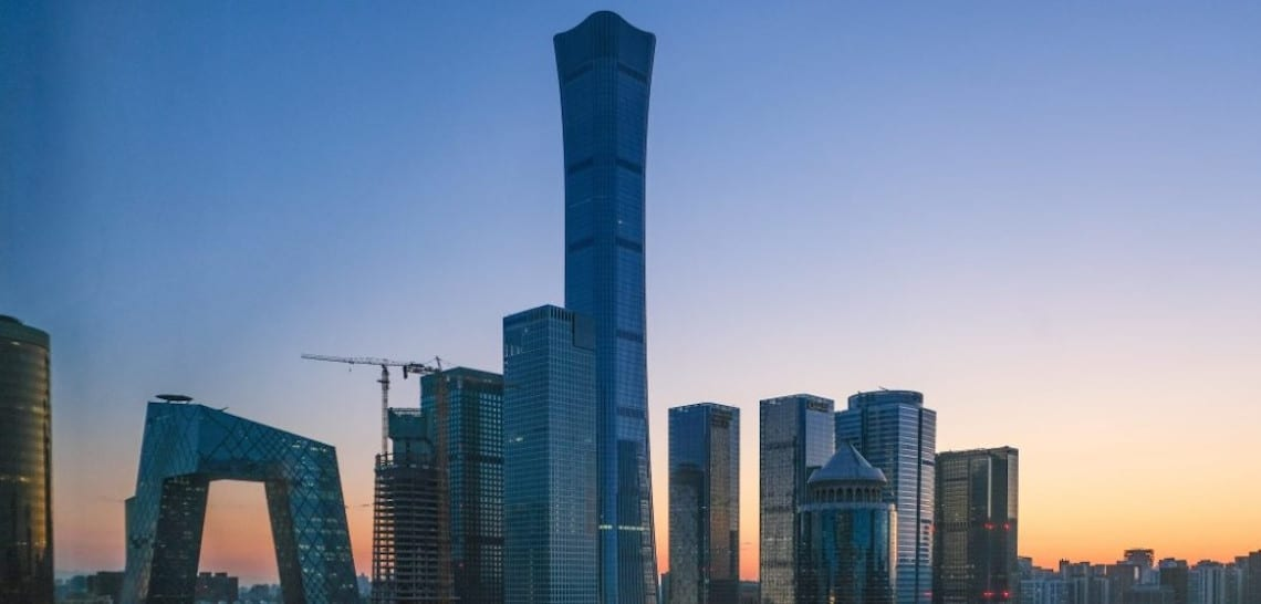 Read more about the article Beijing opts for blockchain technology