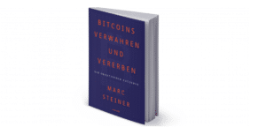 Book presentation: Keeping and bequeathing Bitcoins