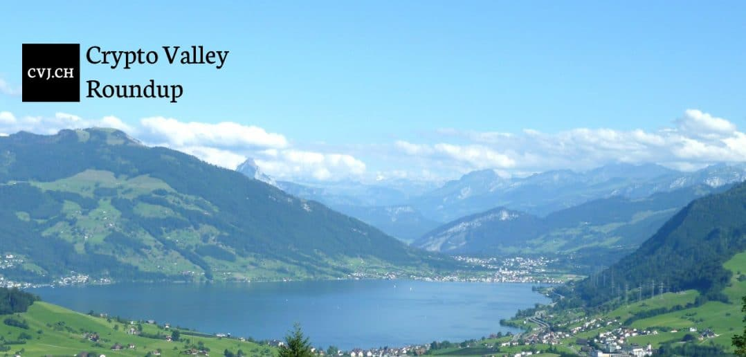 Crypto Valley Roundup – Start of the year 2021