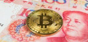China Bans Crypto Services