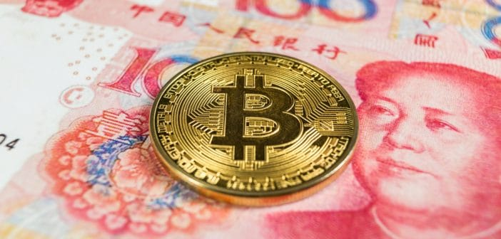 Read more about the article China Bans Crypto Services