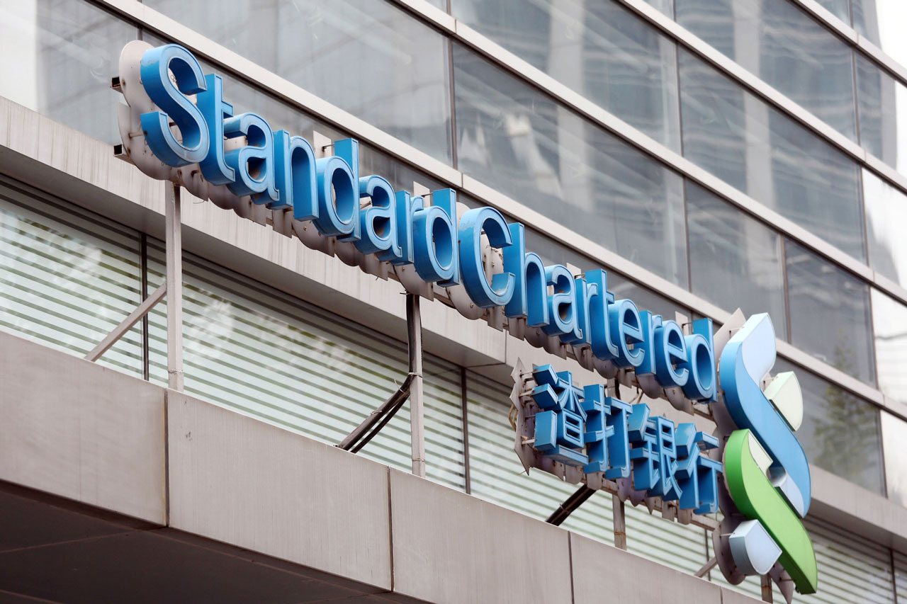 Standard Chartered launches trading platform for cryptocurrencies